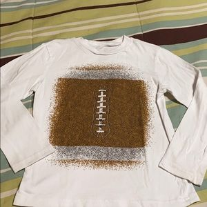 Toddler Boys Pullover Long Sleeve Tee. GUC